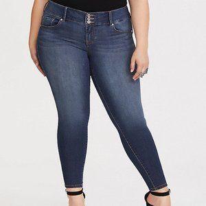 Torrid Size 16S Jeans